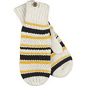 Reebok Boston Bruins Women's Mittens - Shop.Canada.NHL.com