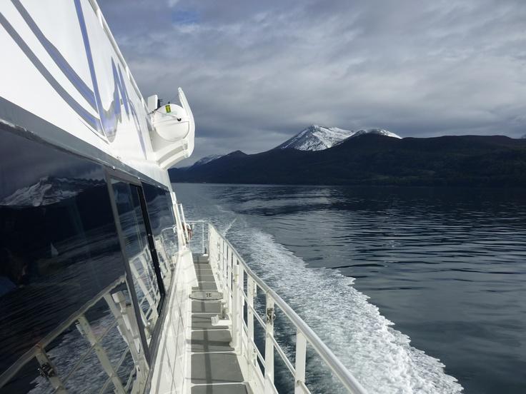 Beagle Channel, Ushuaia, Tierra del Fuego, Patagonia , Argentina