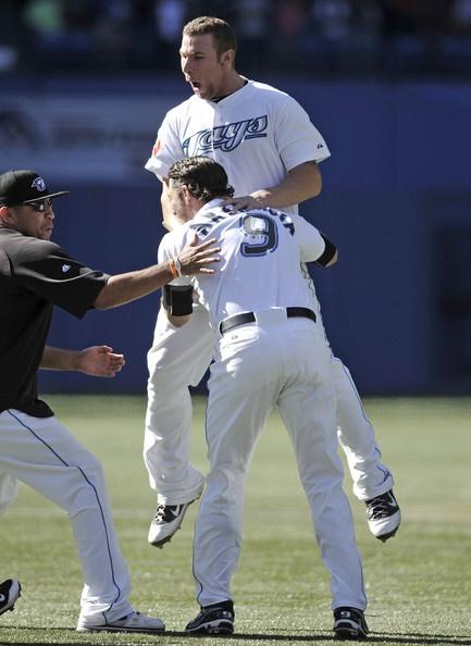 J. P. Arencibia Photo - Baltimore Orioles v Toronto Blue Jays