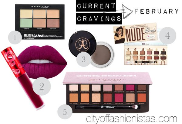 Current cravings february