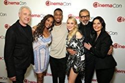 Jeff Goldblum, Vivica A. Fox, Brent Spiner, Sela Ward, Jessie T. Usher, and Maika Monroe at an event for Independence Day: Återkomsten (2016) http://www.movpins.com/dHQxNjI4ODQx/independence-day:-resurgence-(2016)/still-1777212672