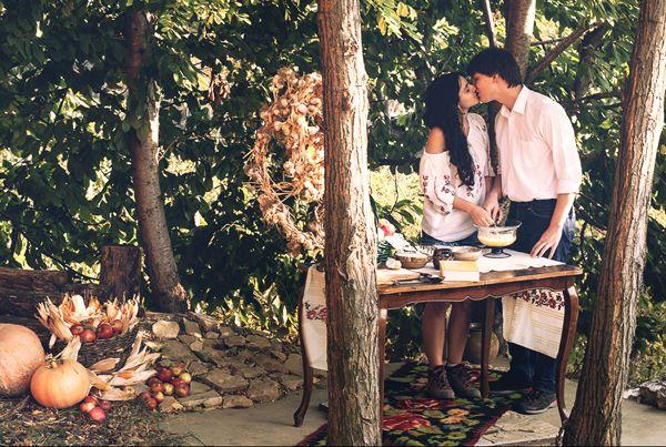 "Oana & Tudor – ""romantic apple pie"""