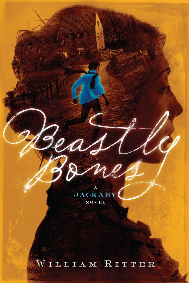 CoverReveal Beastly Bones Jackaby 2 By William Ritter