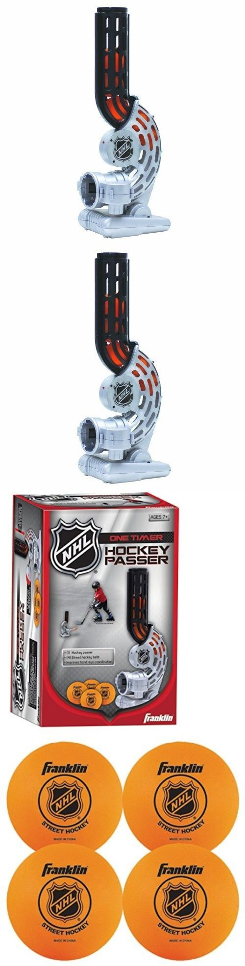 Other Ice and Roller Hockey 2911: Franklin Sports Nhl One Timer Hockey Passer, Hokey Training Practice New -> BUY IT NOW ONLY: $72.95 on eBay!