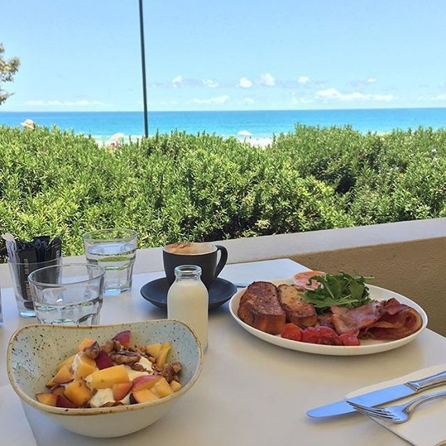 Sensational ocean views combined with incredibly delicious food at Season Restaurant Noosa make for the perfect breakfast stop!