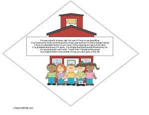 Ideas graduación de la guardería, libros de memoria graduación de la guardería, actividades graduación de la guardería, libros de memoria graduación de preescolar, las actividades de graduación de preescolar, ideas graduación preescolar, libros de recuerdos, ideas de la graduación, Daily 5 de mayo de núcleo común libre para jardín de niños, clases básicas comunes libres,