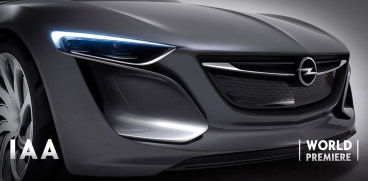 Introducing the new Opel Monza Concept. For more on Opel @ IAA check out http://bitly.com/OpelIAA