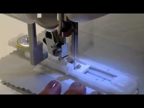DIY Anleitung: Nähschule: Wie nähe ich ein Knopfloch? // diy: how to sew a buttonhole via DaWanda.com
