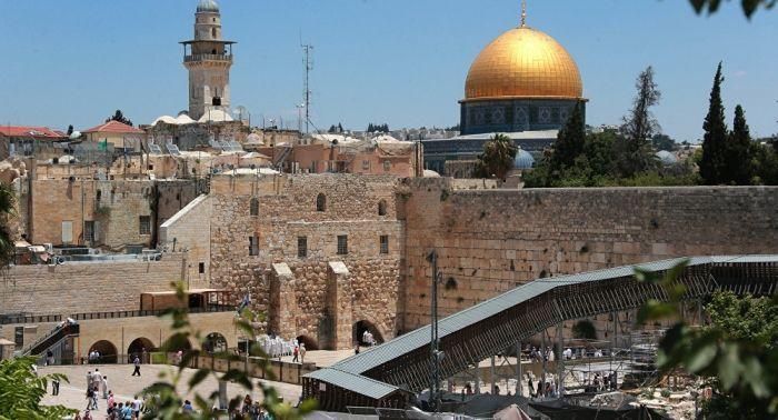 Posição da Rússia: Jerusalém Oriental deve se tornar capital da Palestina