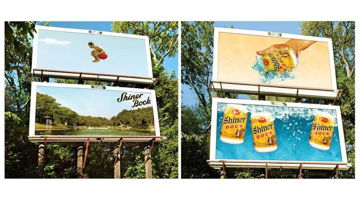 Shiner Bock 2012 Brand Outdoor | McGarrah Jessee
