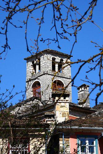 This is my Greece | Dilofo village in Zagori region, Epirus