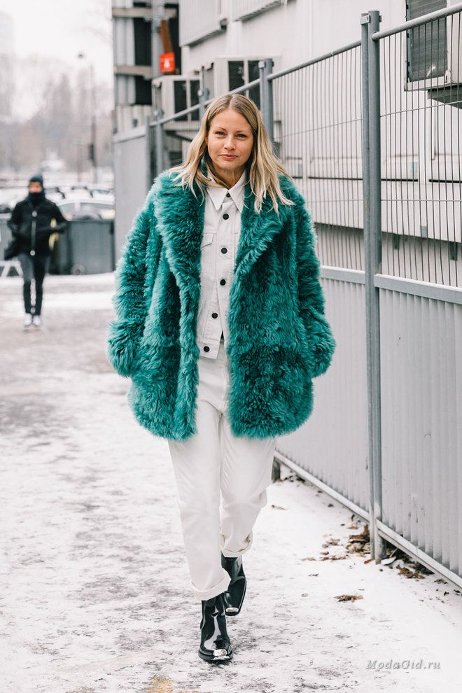уличная мода 2019 фото