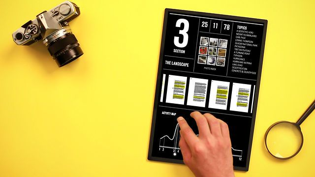 the future of the book, by ideo