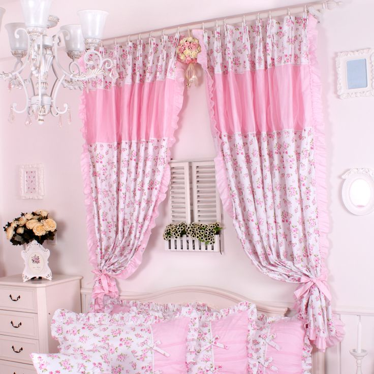 1000+ Ideas About Girls Room Curtains On Pinterest