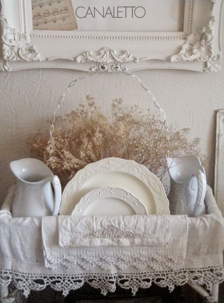 2669 Best Shabby Chic Cottage French Romantic Decorating