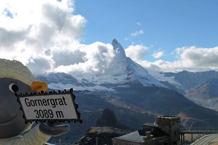 Gornergrat and The Matterhorn, Zermatt, Switzerland