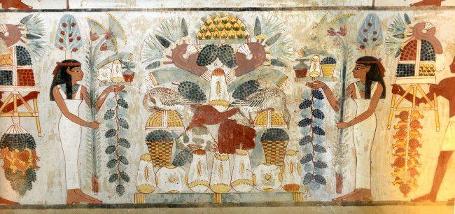 La moda femminile nell'antico Egitto [Prima parte]