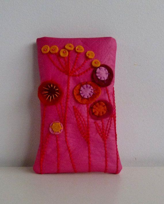 Pink Summer   smart phone caseiPhone casephone by KrisztaKemeny, $18.00
