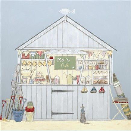 Sally Swannell - Mo's Café