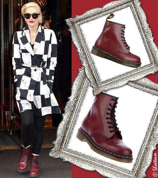 【型男TALK】1460「Dr. Martens」16孔經典馬汀靴 …