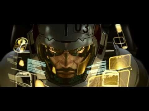 "Deus Ex: Human Revolution ""They Can't Stop The Future"" - Director's Cut"