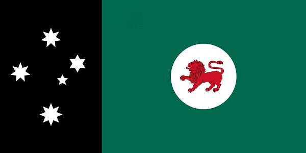 Flag of Tasmania @