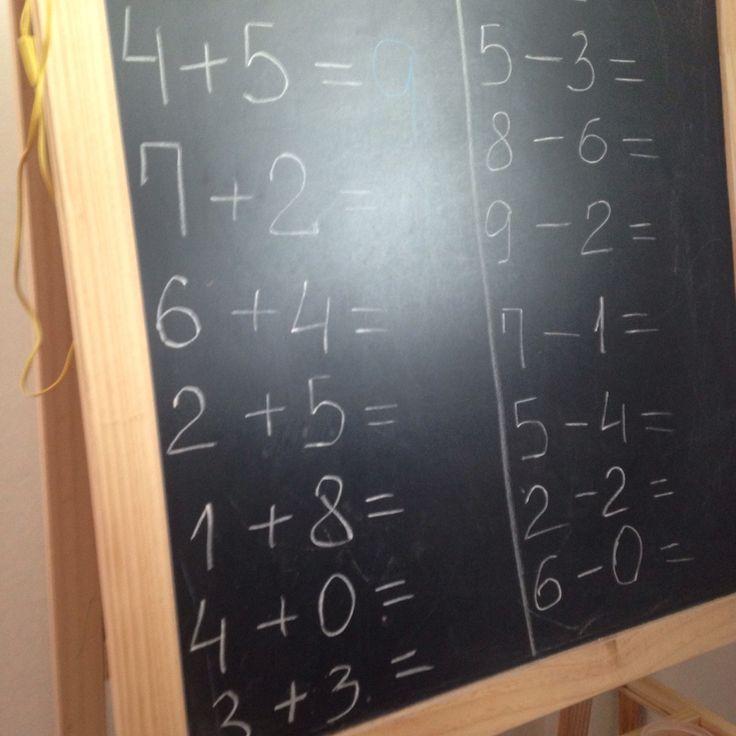 Математика для детей. Ежедневная 10минутная разминка.
