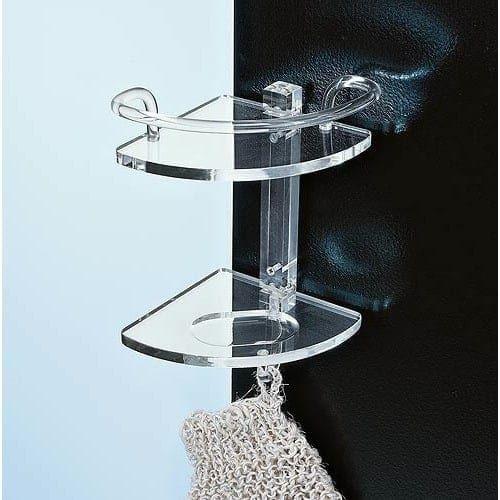 Nameeks 603 Toscanaluce Collection Glass Bathroom Shelf