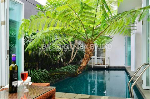 Sewa Villa 4 Kamar Dago Atas, Bandung (Villa Dago With Private Pool)
