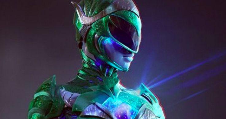 Power Rangers Concept Art Shows Rita Repulsa as the Green Ranger -- New concept art from Power Rangers offers a better look at Rita's Green Ranger costume before she went rogue. -- http://movieweb.com/power-rangers-movie-2017-rita-repulsa-green-ranger-art/