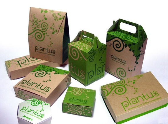 Green Paper Pack