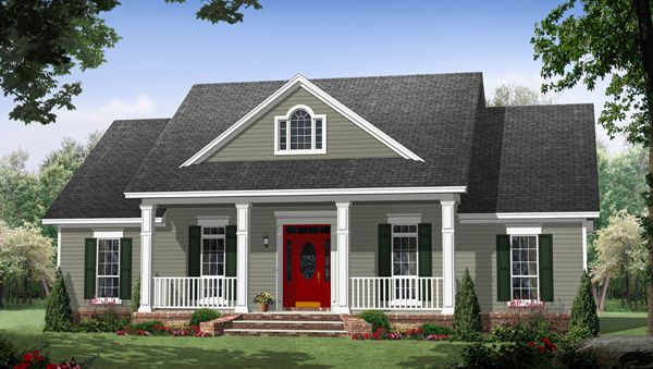 This 1 story  features 1870 sq feet. Call us at 866-214-2242 to talk to a House Plan Specialist about your future dream home!