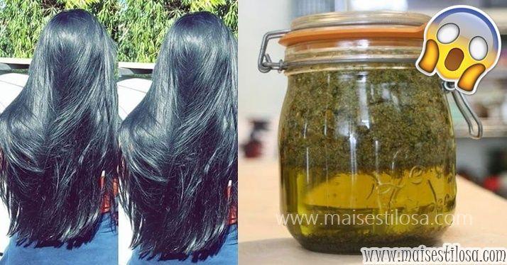Tonico de hortelã para crescer cabelo mais rápido e parar a queda. Receita de chá tônico capilar caseiro para o crescimento do cabelo.
