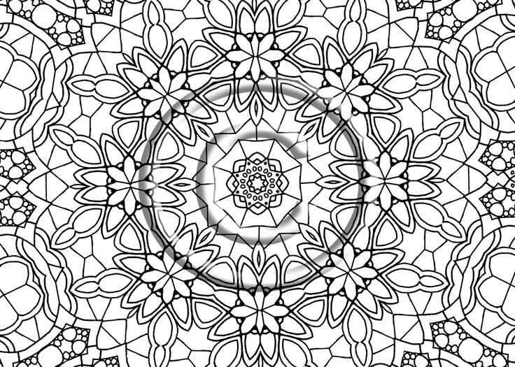 zentangle patterns coloring pages - 51 best images about zentangle coloring pages on pinterest