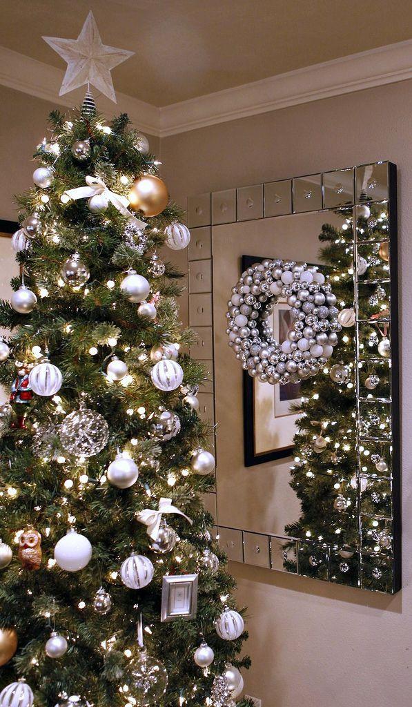 The Art Of Finding A Homegoods Blog Homegoods Christmas Tree Colour Scheme Christmas Tree Decorations Beautiful Christmas Trees