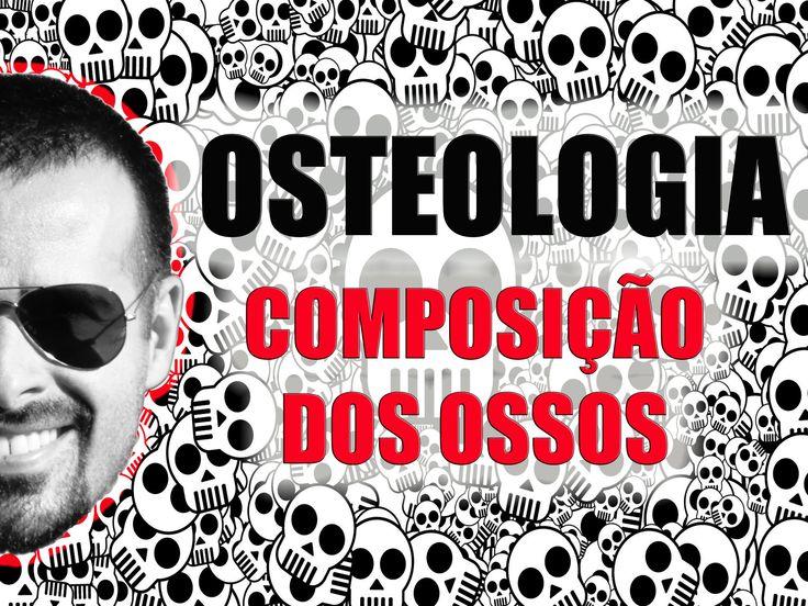 Vídeo Aula 005 - Osteologia - Sistema Ósseo (esquelético): Do que são fe...