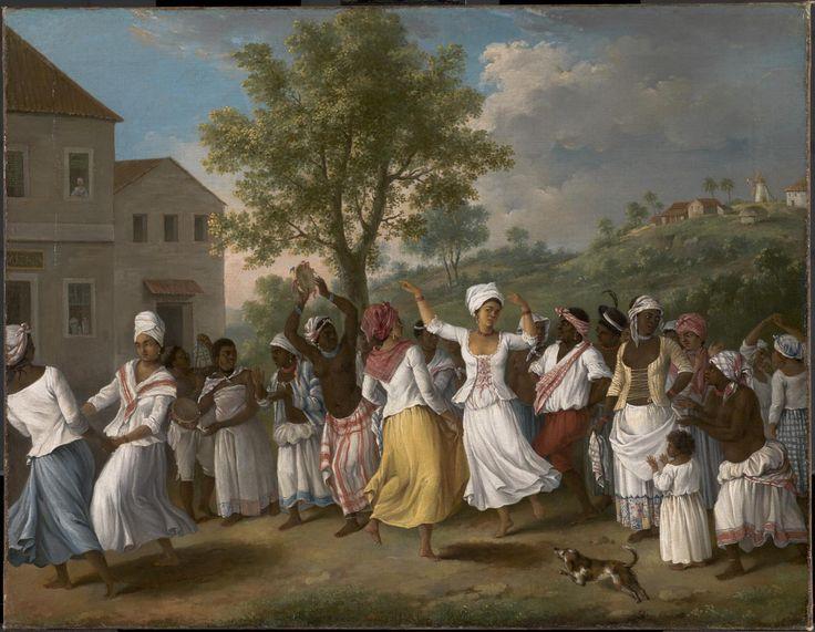 'Dancing Scene in the West Indies', Agostino Brunias