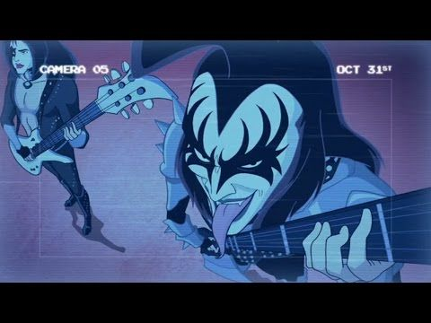 Scooby-Doo! and Kiss: Rock and Roll Mystery - Detroit Rock City [HD] - YouTube