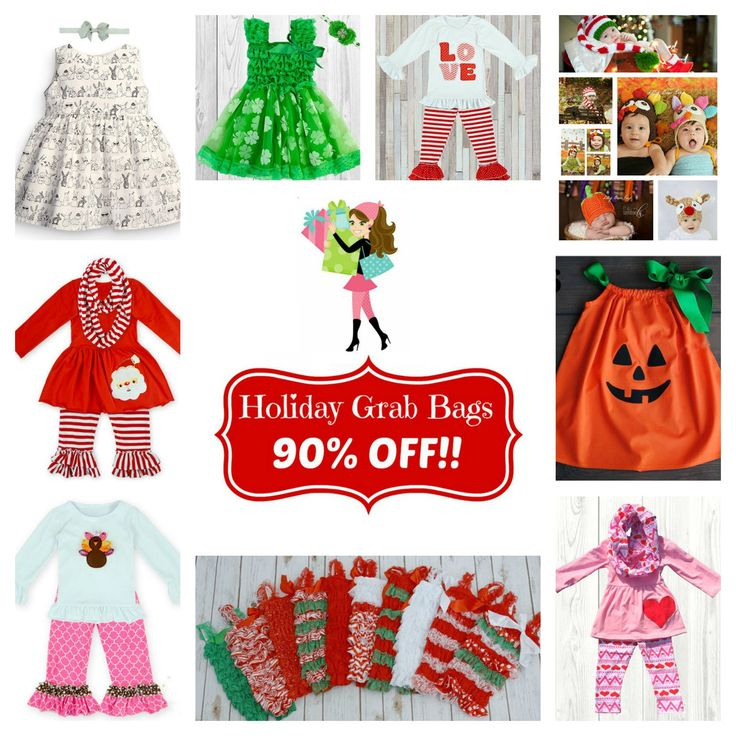 Holiday Grab Bags Up To 90 Off Current Sale Items