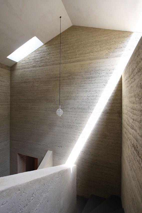 Wohnhaus in Flims   Lehm Ton Erde, Martin Rauch, Vorarlberg #minimal #minimalistgigi   Minimalist GiGi // GiGi