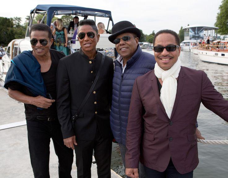 Jackie Jackson Photos: Henley Festival - Day 4