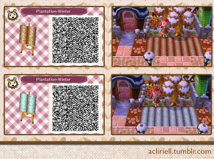 Animal crossing new leaf hhd qr code paths acnl path for Acnl boden qr