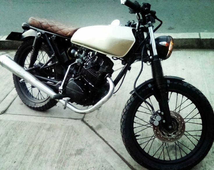 125cc brat tracker