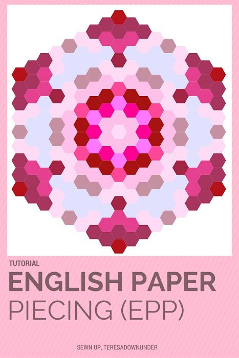 free english paper piecing hexagon templates - 262 best english paper piecing images on pinterest
