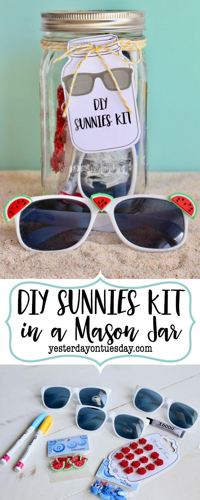 78 best mason jars - summer images on pinterest | diy, cards and