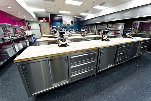 Check out our updated state of the art culinary and baking lab!