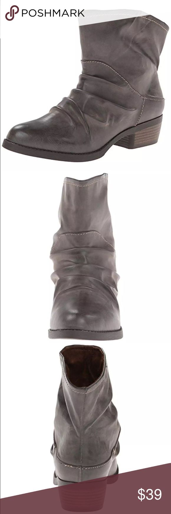 Jellypop Slouchy Boots! NIB! Brown/taupe. Live pics coming soon. NEW in box. Jellypop Shoes Ankle Boots & Booties