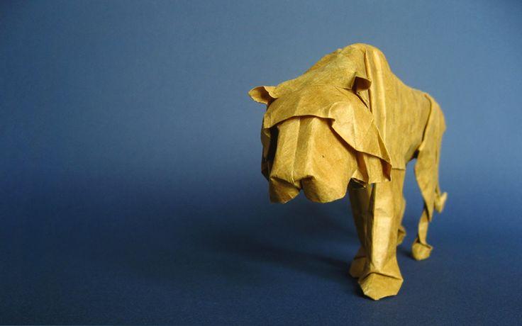 Mabona origami #origami