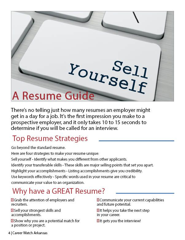 Marvelous Getting Yourself A Job Starts With A Strong Resume. Take A Look  At This