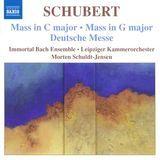 Franz Schubert: Mass in C major; Mass in G major; Deutsche Messe [CD]